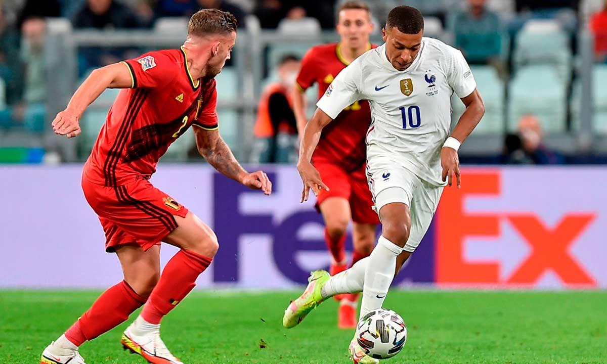 Resultado de Francia vs. Bélgica por la semifinal de Liga de Naciones   DEPORTE-TOTAL   EL COMERCIO PERÚ