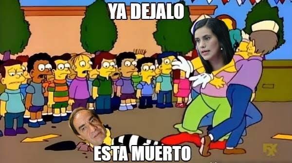 Los mejores memes del debate presidencial entre Verónika, Lescano, Urresti, Keiko y Forsyth