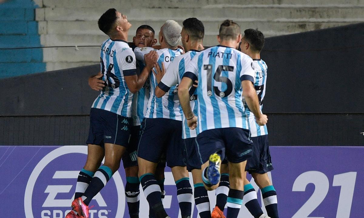 Racing derrotó 2-1 a Sporting Cristal en Avellaneda por la Copa Libertadores 2021 | RESUMEN Y GOLES
