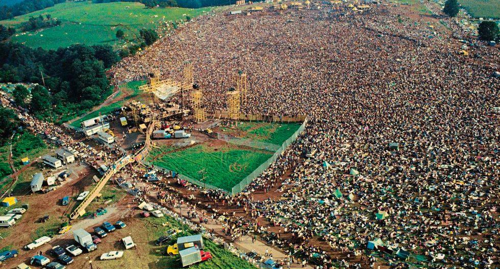 Woodstock: imágenes inolvidables del festival de música, amor y paz que marcó a una generación