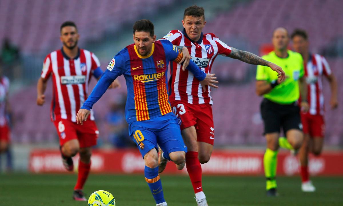 Barcelona 0-0 Atlético Madrid en LaLiga: 'blaugranas' y 'colchoneros' repartieron puntos