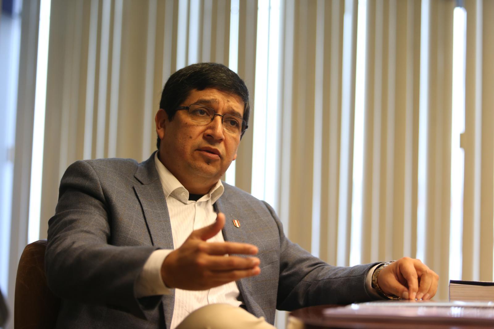 Óscar Chiri declaró tras la polémica por la vacunación solicitada para la selección peruana