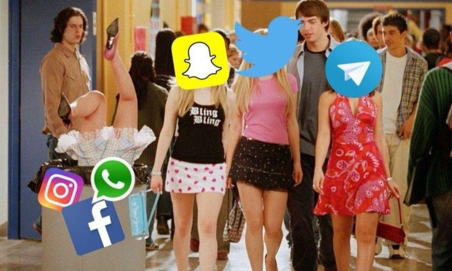 Facebook, Instagram y Whatsapp se cayeron: los mejores memes de 'Twitter campeón'