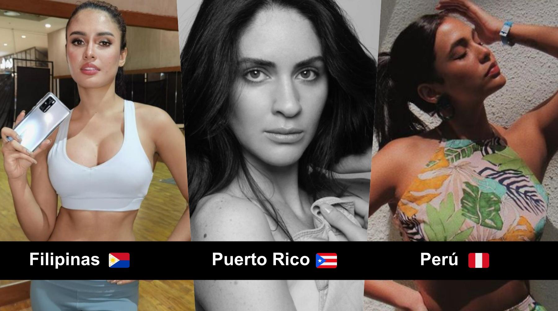 Miss Universo: la peruana Janick Maceta y todas las modelos a las que debe vencer en el certamen | FOTOS