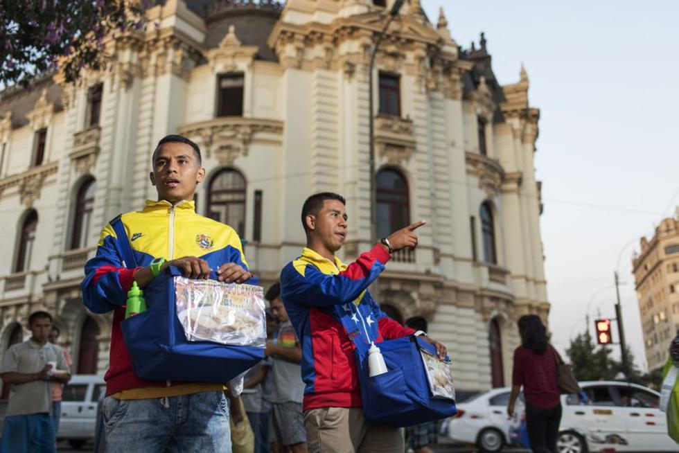Noticias sobre venezolanos en Perú hoy miércoles 15 de septiembre | EL  COMERCIO PERÚ