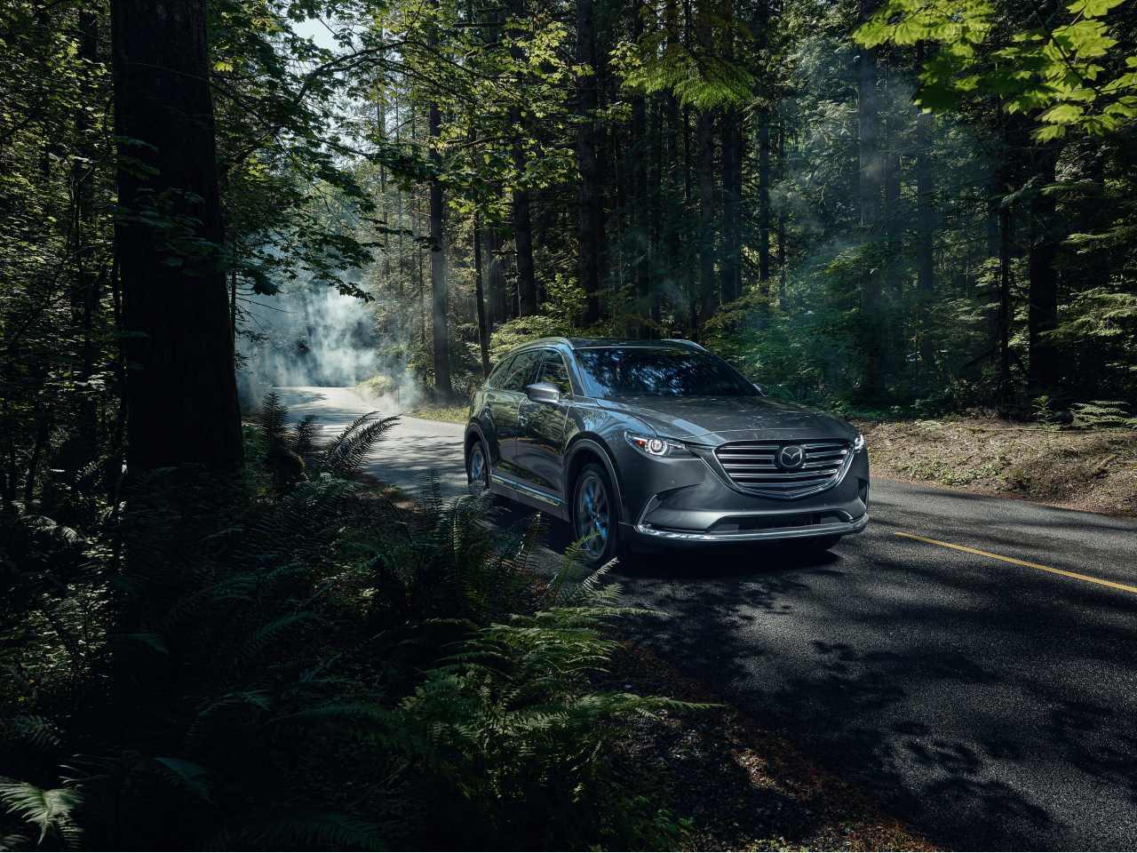Mazda CX-9: conoce las características de la SUV diseñada para familias | FOTOS