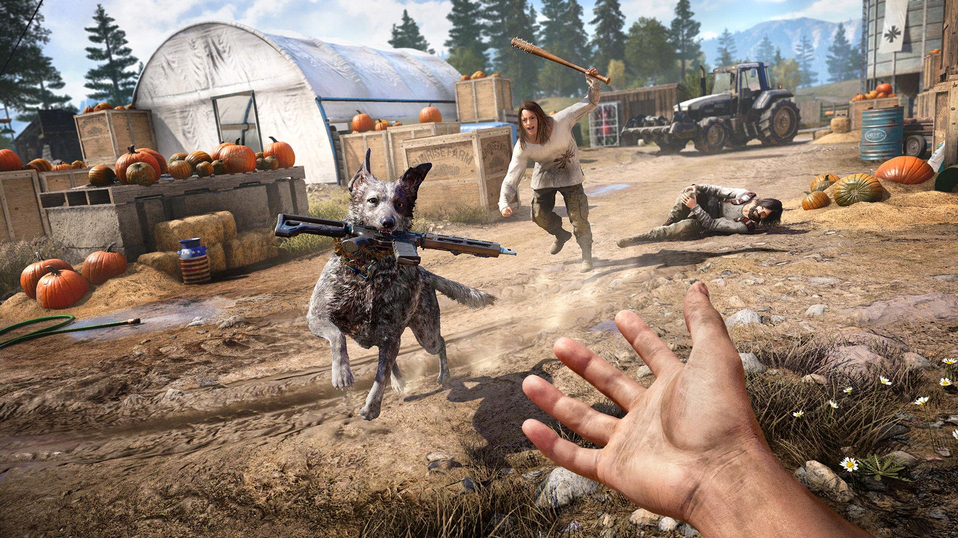 Far Cry 5 GRATIS: cómo descargar y jugar de manera gratuita el ...