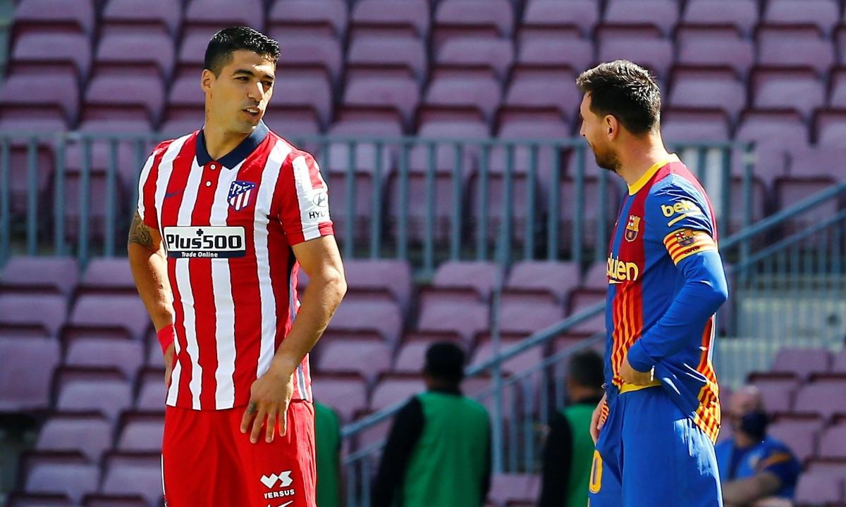 Sin goles en el Nou Camp: Barcelona vs Atlético de Madrid empataron en LaLiga