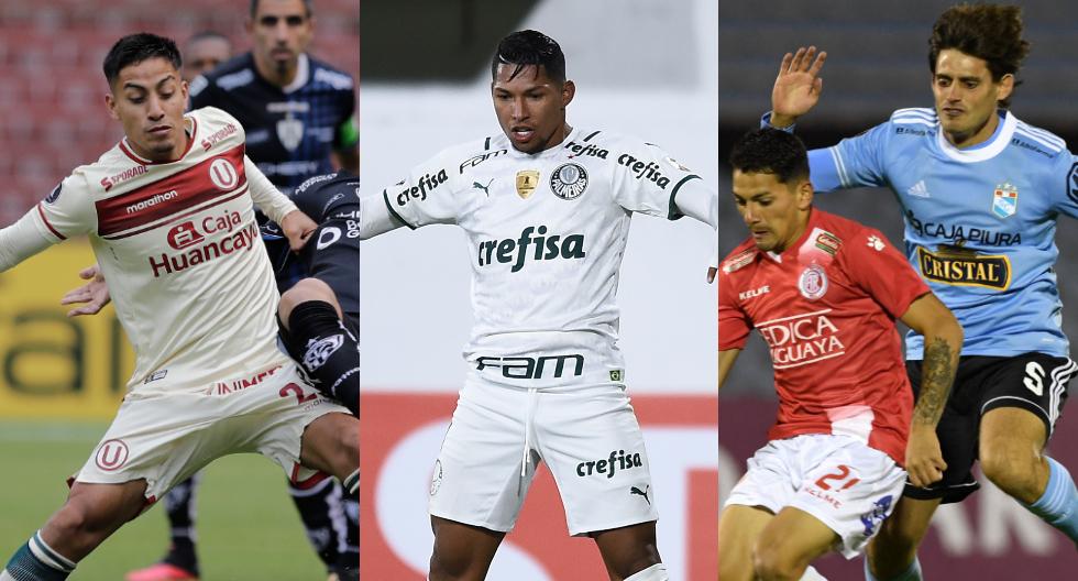 La 'U' y Cristal entre los peores: tabla de posiciones general de la Libertadores tras la primera rueda
