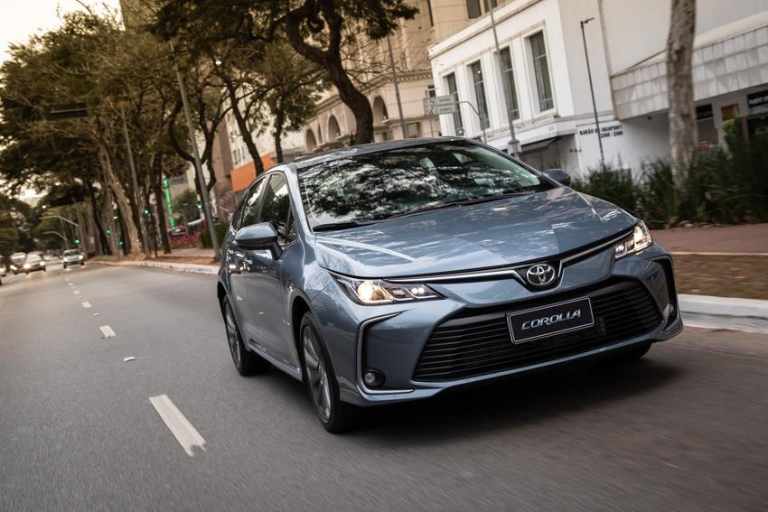 Toyota presentó el renovado Corolla 2021 en el Perú | FOTOS