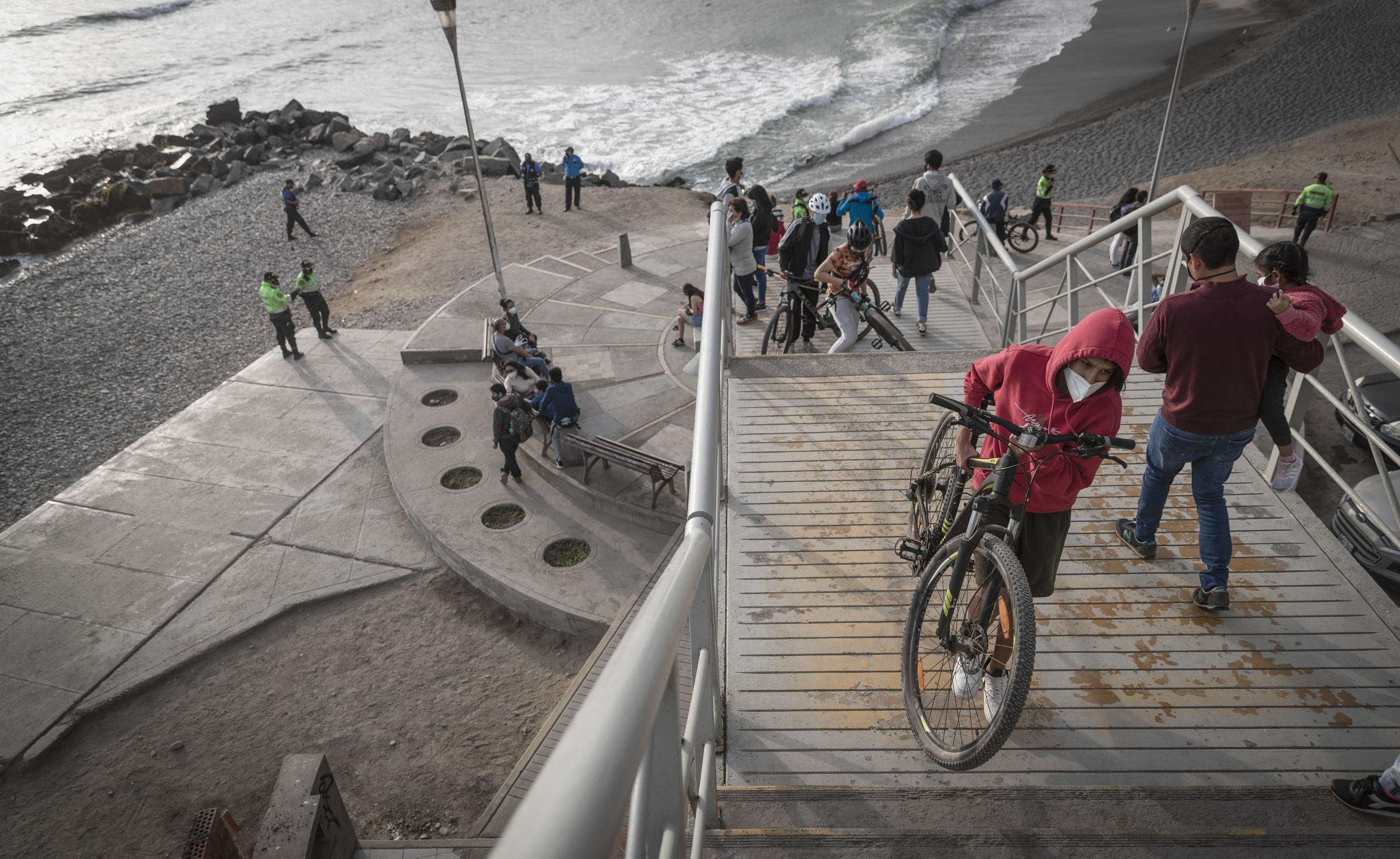Acceso a playas: recorrimos la Costa Verde desde La Punta a Chorrillos y así la encontramos [FOTOS]