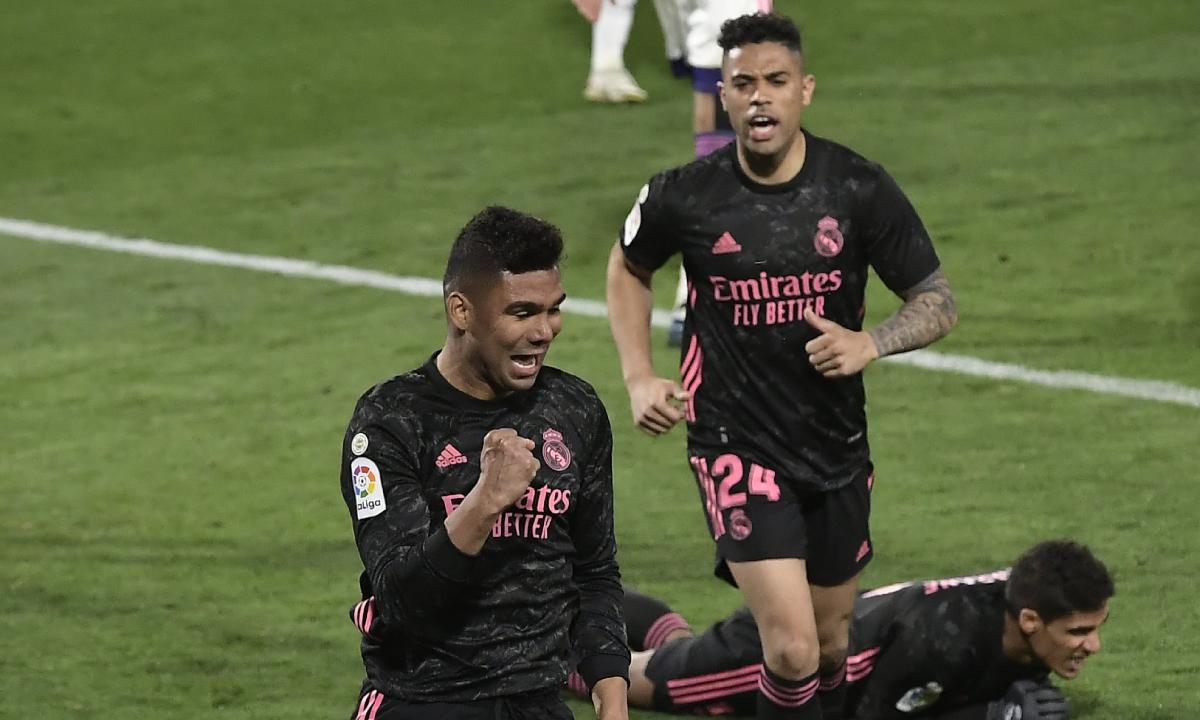 Real Madrid venció 1-0 a Valladolid por la fecha 24 de LaLiga Santander [RESUMEN y GOLES]
