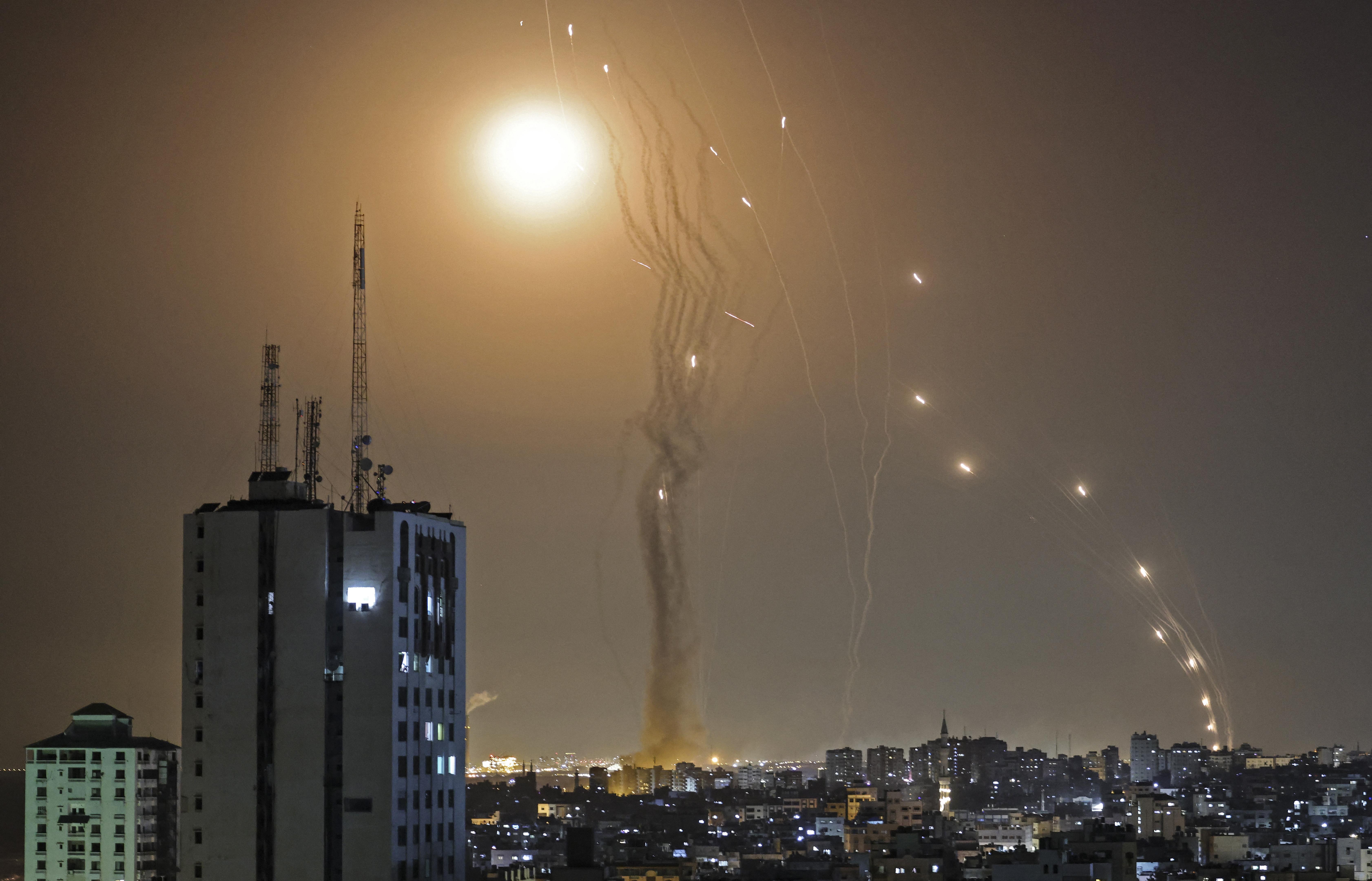 """Israel y Hamás se dirigen a una """"guerra a gran escala"""", según enviado de la Naciones Unidas"""