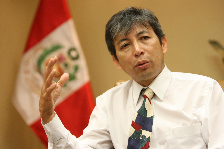 José Arista sería el nuevo ministro de Economía | MEF | María Antonieta  Alva | ECONOMIA | GESTIÓN
