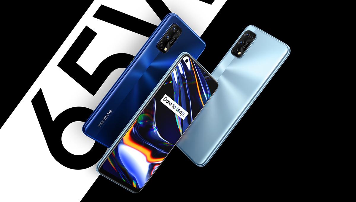 Realme 7i, 7 y 7 Pro   Las especificaciones de los celulares que acompañan el debut de la firma en nuestro país