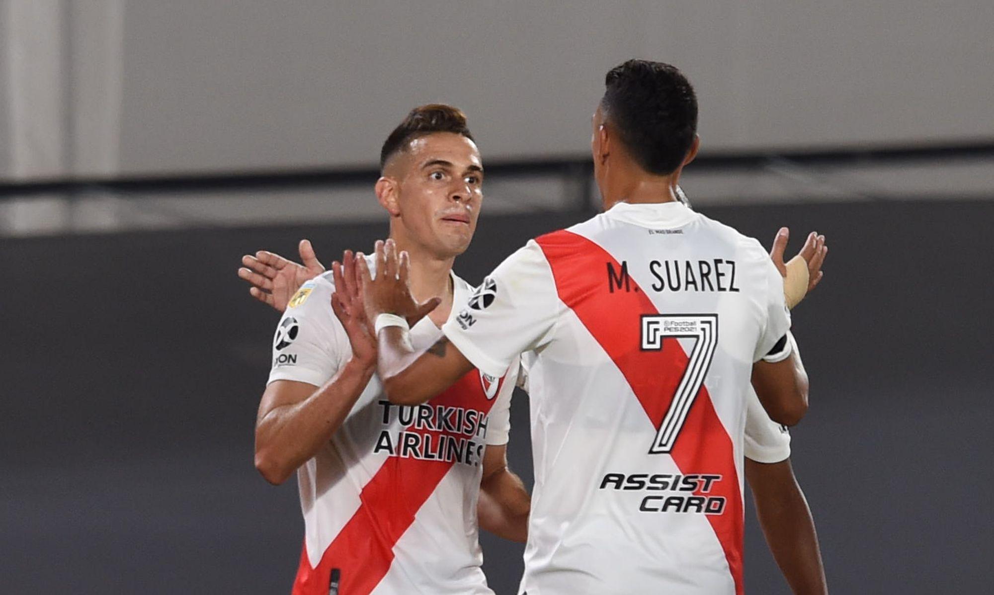 River Plate goleó 3-0 a Rosario Central por la Copa de la Liga Profesional