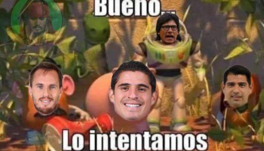 Universitario: Los mejores memes de la goleada de Defensa y Justicia al equipo crema por la Libertadores