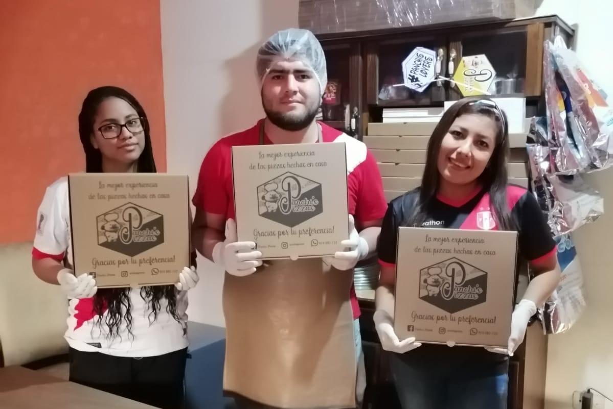 Panchi's Pizzas: el emprendimiento que nació en plena pandemia y que triunfa en Ventanilla con sus atrevidas propuestas