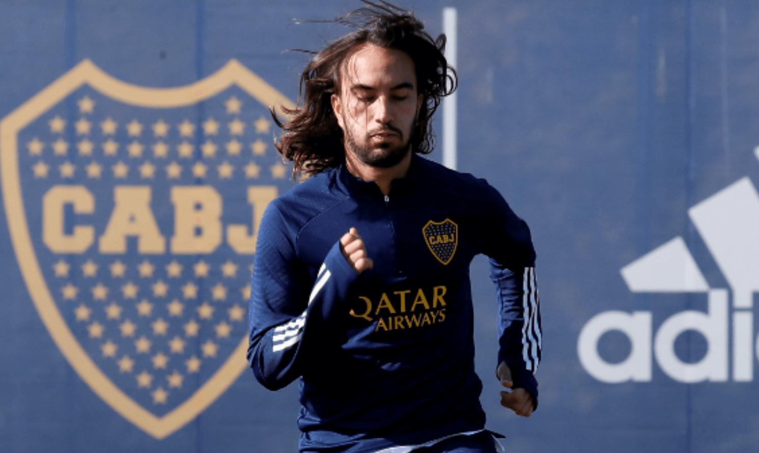 Sebastián Pérez regresó a Boca Juniors | EL ESPECTADOR