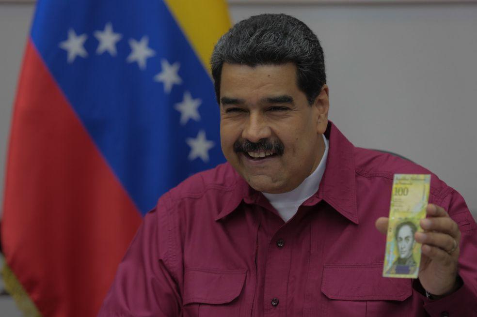 Venezuela: 14 ceros eliminados de su moneda en 13 años: hoy le quitó 6 al bolívar