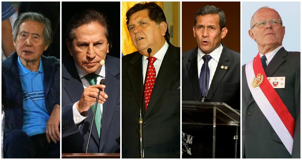Perú: una historia de presidentes caídos en desgracia | EL ESPECTADOR