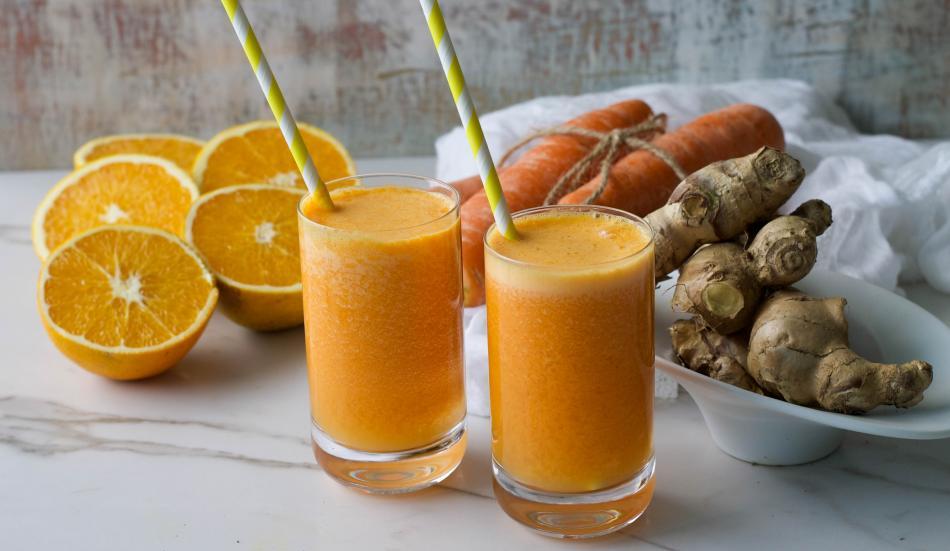 Jugo De Zanahoria Y Jengibre Para Una Perfecta Nutricion El Espectador Hoy en mejor con salud te contamos cómo puedes preparar un jugo de zanahoria, naranja y perejil para perder peso. jugo de zanahoria y jengibre para una