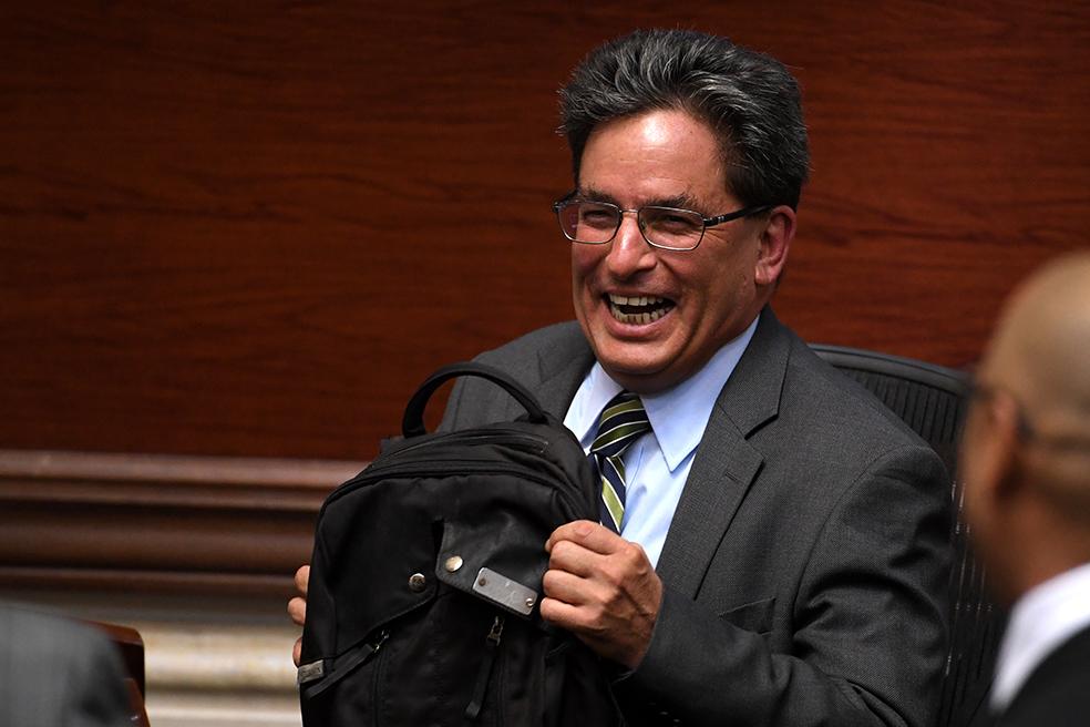 Presidente Duque respaldó al ministro Carrasquilla tras debate de control  político | EL ESPECTADOR