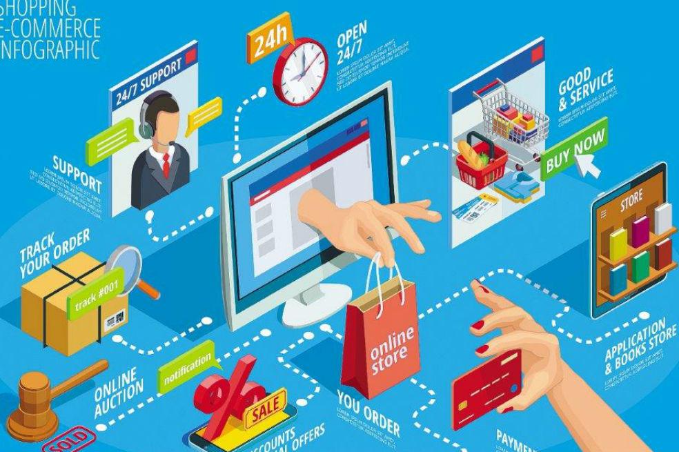 El comercio electrónico, un sector que no deja de crecer en Colombia | EL  ESPECTADOR