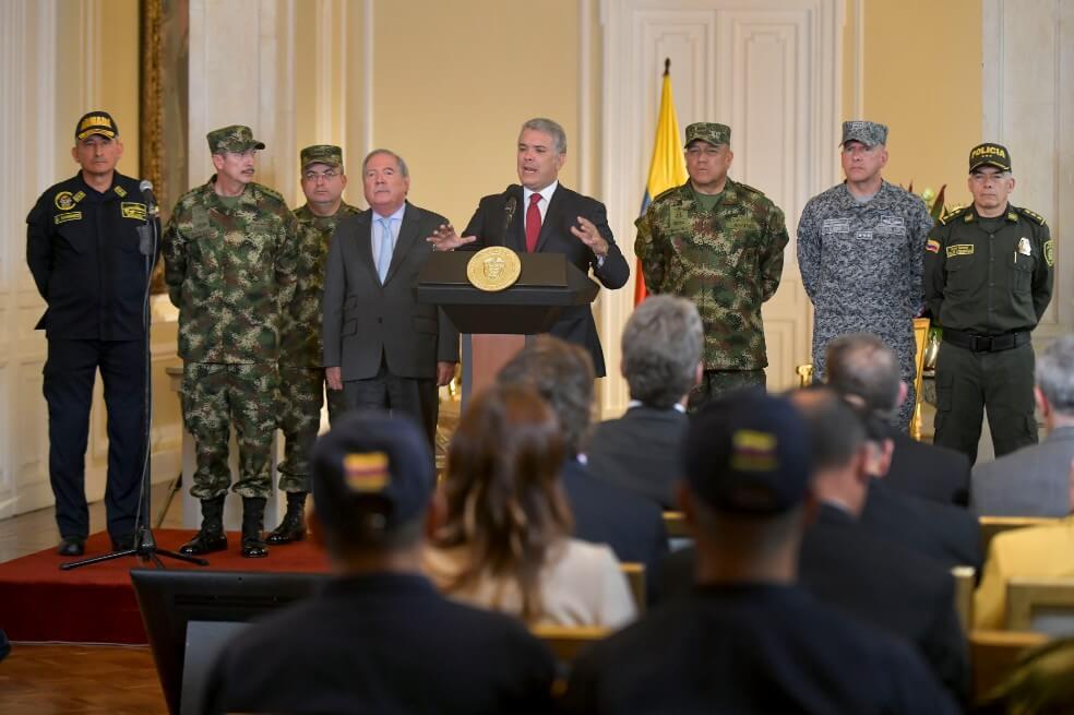 Orión, el polémico nombre que la Fuerza Pública sigue eligiendo para sus  operaciones | EL ESPECTADOR