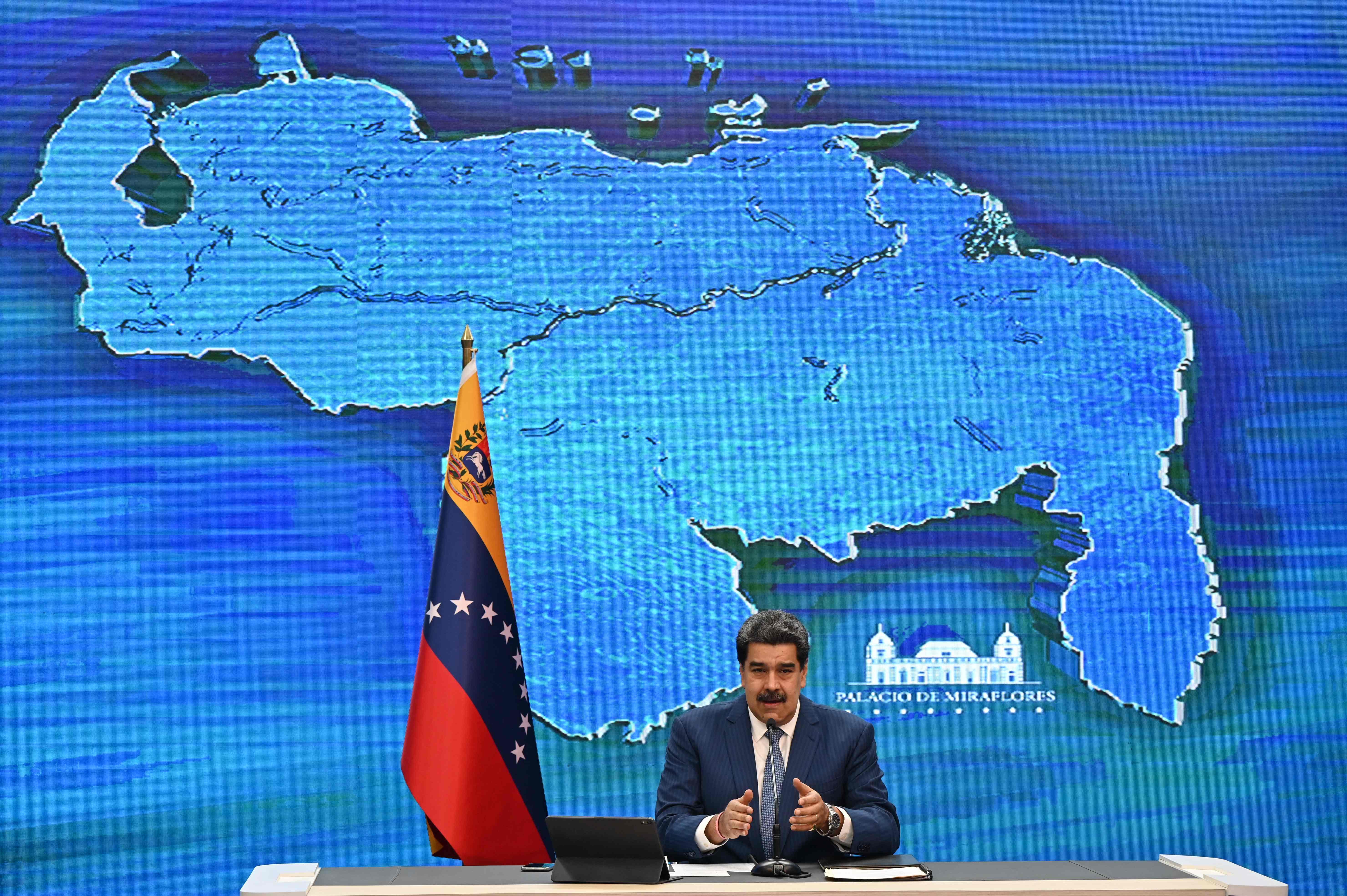 Fin de sanciones a Venezuela depende de resultado del diálogo: EE. UU. y Europa