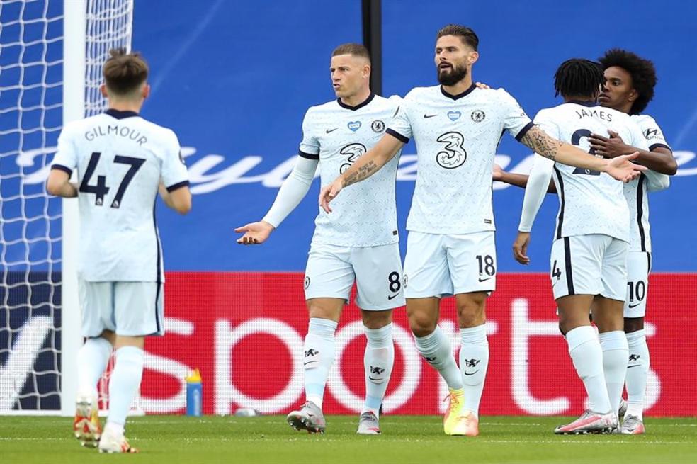Premier League: Chelsea venció 3-2 al Crystal Palace | EL ESPECTADOR