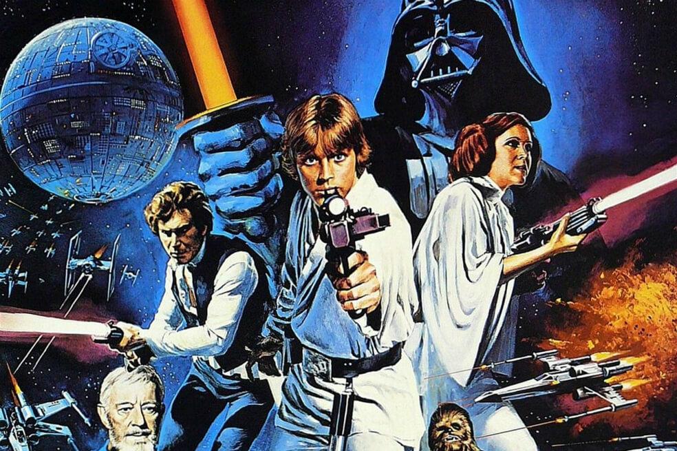 Star Wars George Lucas Mark Hamill Al Pacino