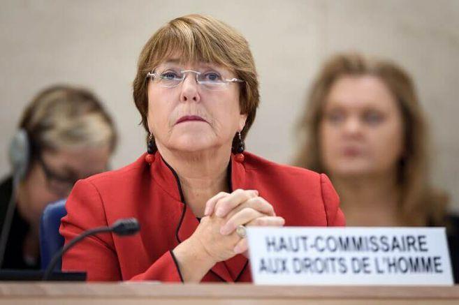 Michelle Bachelet pide que se levanten las sanciones sectoriales contra Venezuela