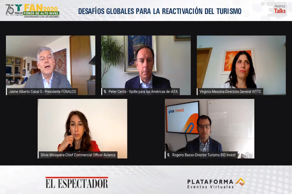 Desafíos globales para la reactivación del turismo | EL ESPECTADOR