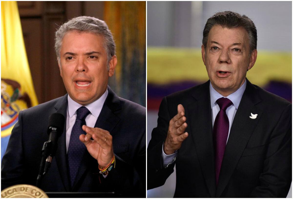 Santos le propone a Duque una reunión con Timochenko