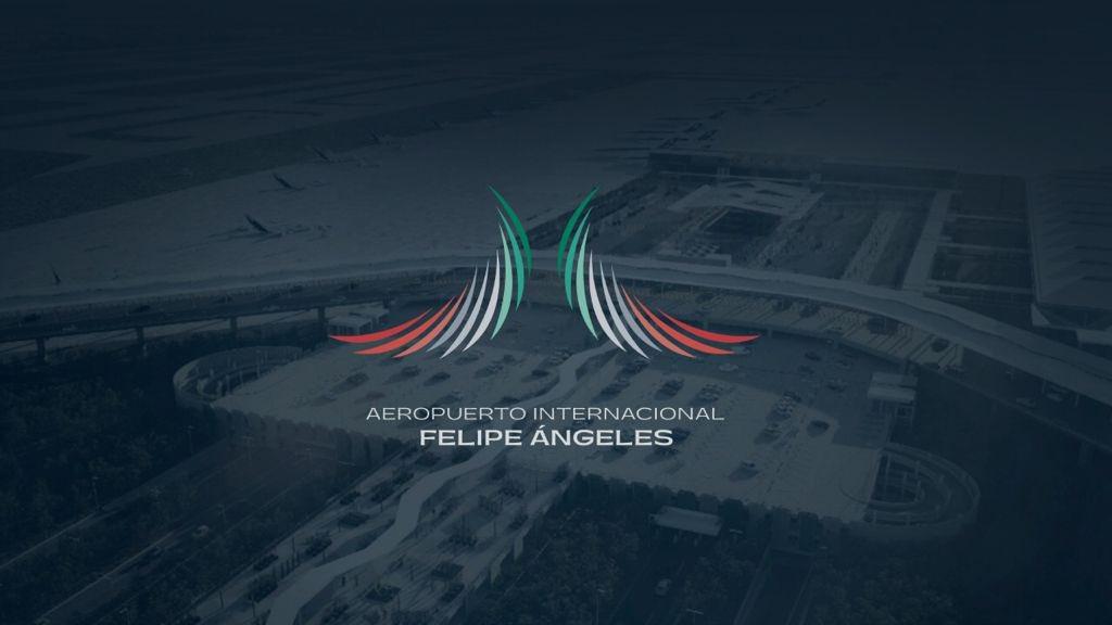 Ya es el bueno: Ejército registra nuevo logo de Aeropuerto de Santa Lucía