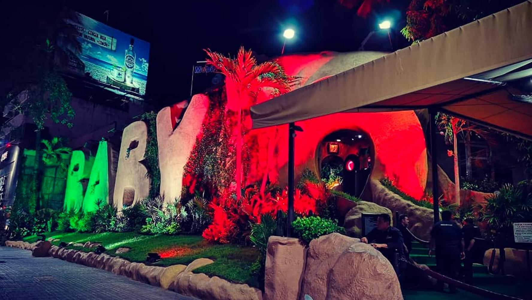 Baby'O: difunden video del incendio en la emblemática discoteca de Acapulco