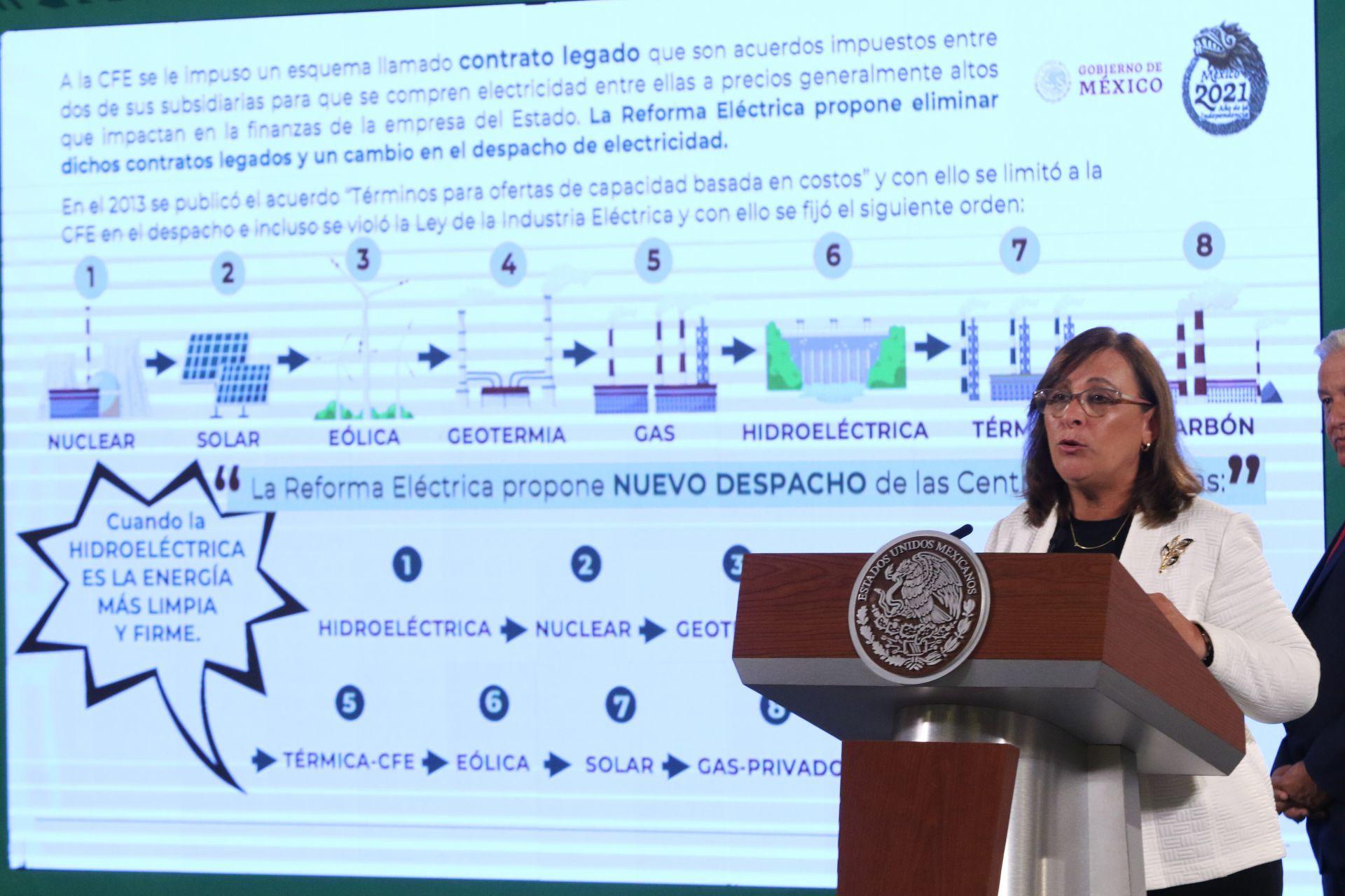Gobierno acusa a Bimbo, Cemex, FEMSA, Walmart y otras empresas de revender electricidad de CFE
