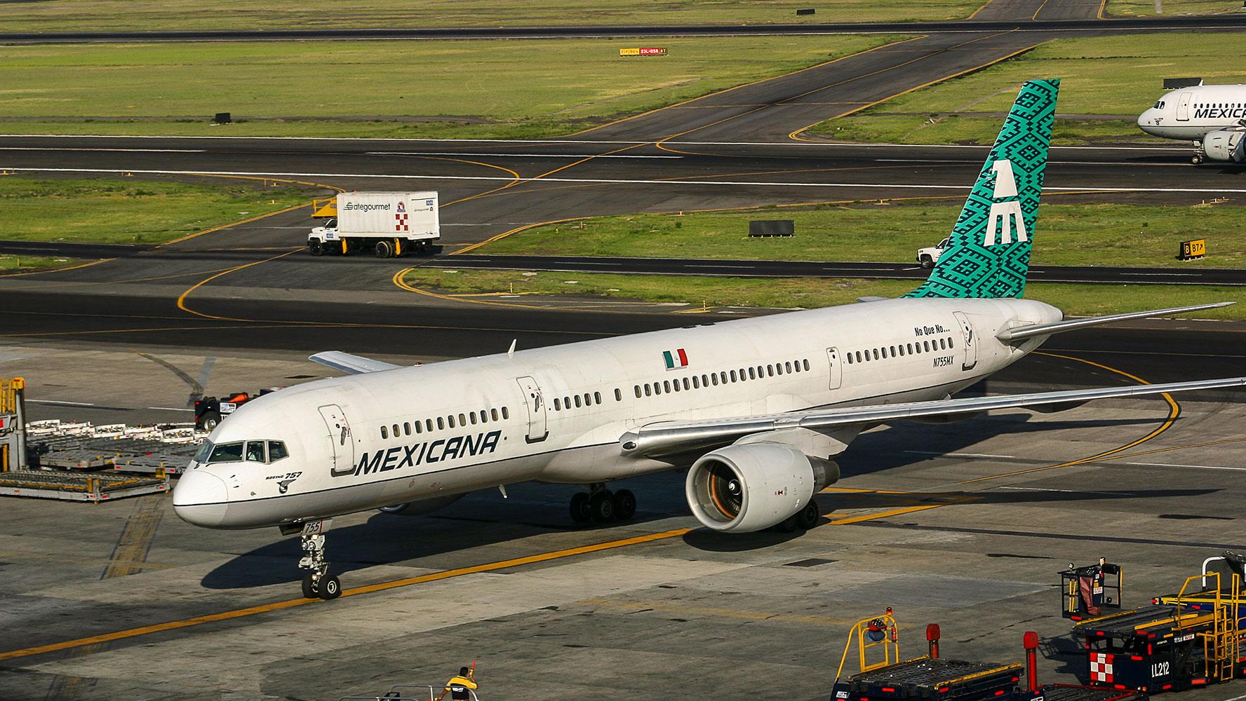 Extrabajadores de Mexicana, Gobierno los busca para crear nueva aerolínea en México