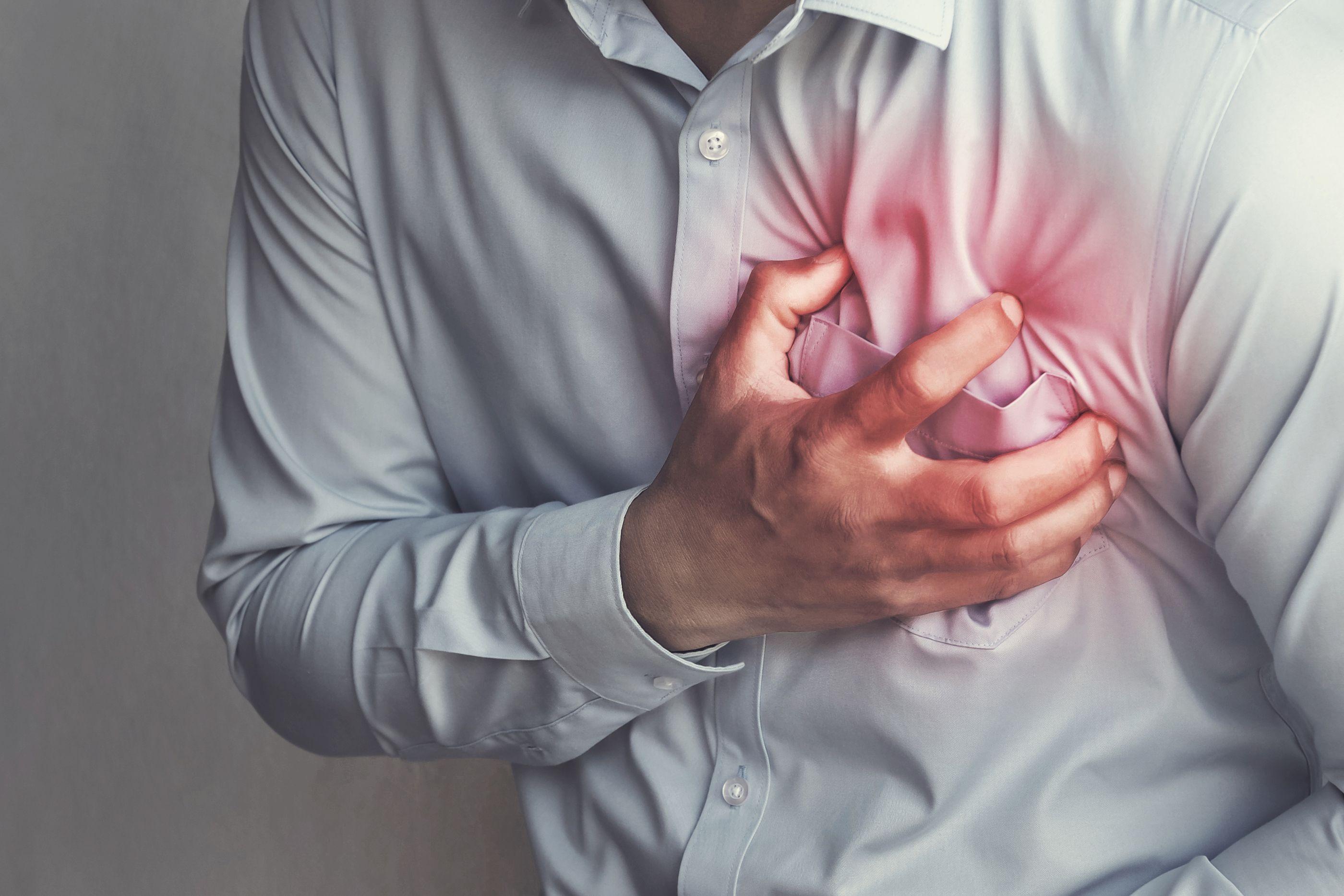 Cómo prevenir o reconocer los síntomas de un infarto agudo del miocardio  durante la pandemia?   Salud   La Revista   El Universo