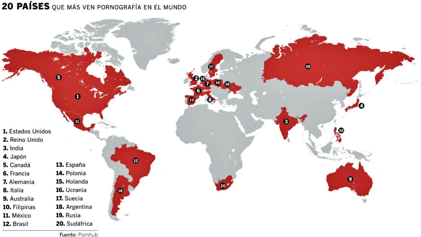 Niñas porno hentai Pornografia Entre Los Temas Mas Buscados Por Los Ecuatorianos En Internet Informes Noticias El Universo