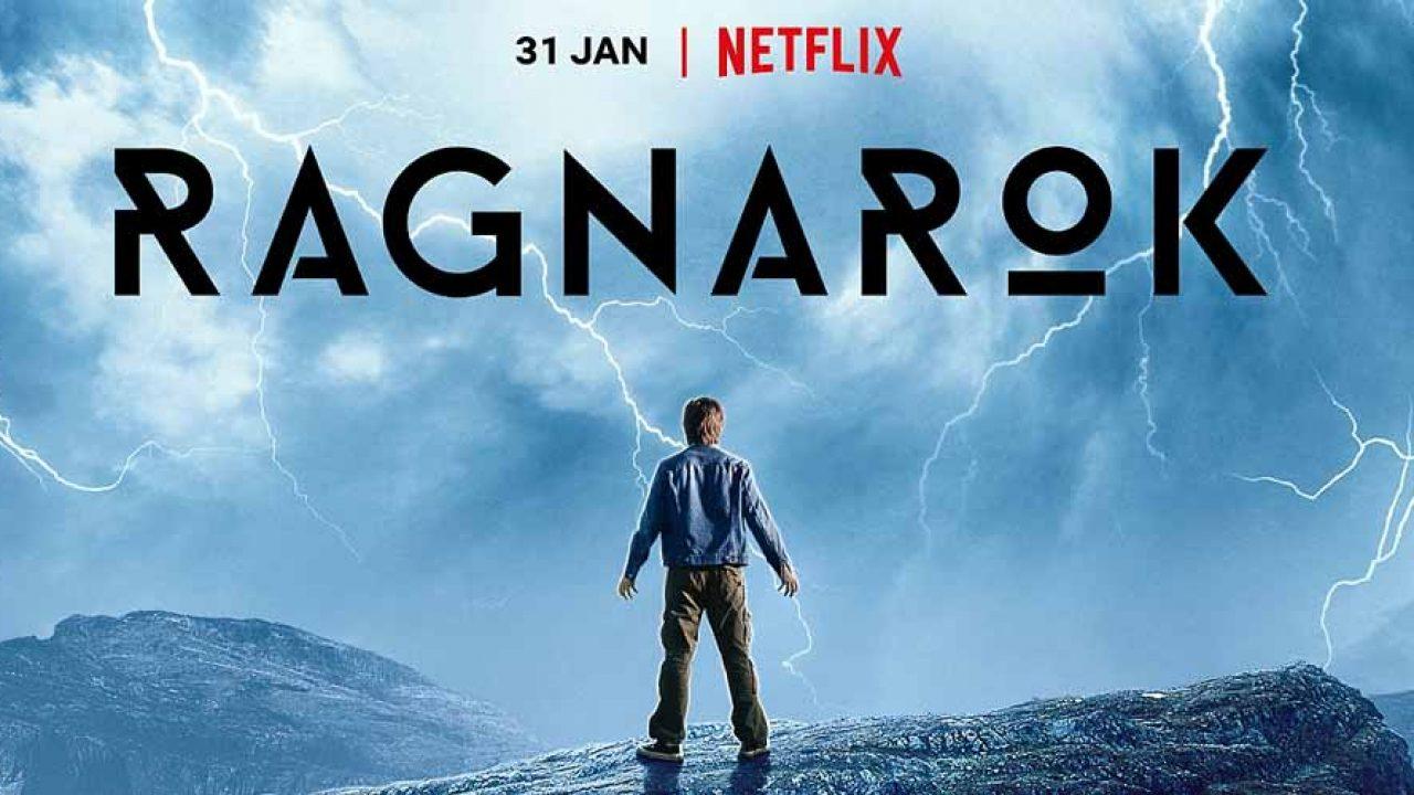 Ragnarok Temporada 01 Audio Latino
