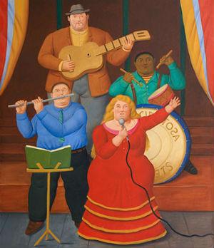 Fernando Botero Inaugura En París Una Exposición De Obras Recientes Cultura Entretenimiento El Universo