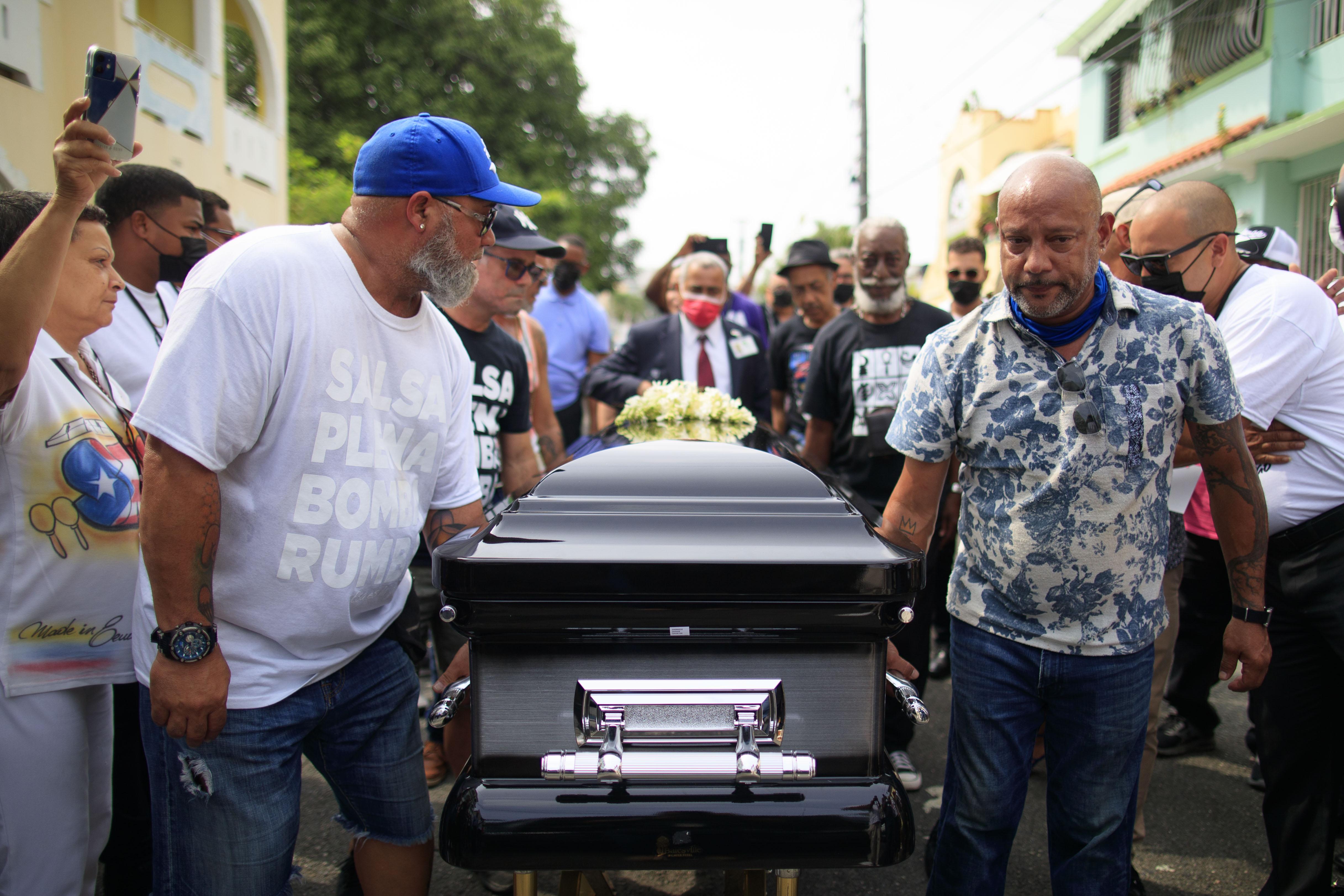 Celebran el legado de Roberto Roena desde Santurce hasta el Coliseo Roberto Clemente