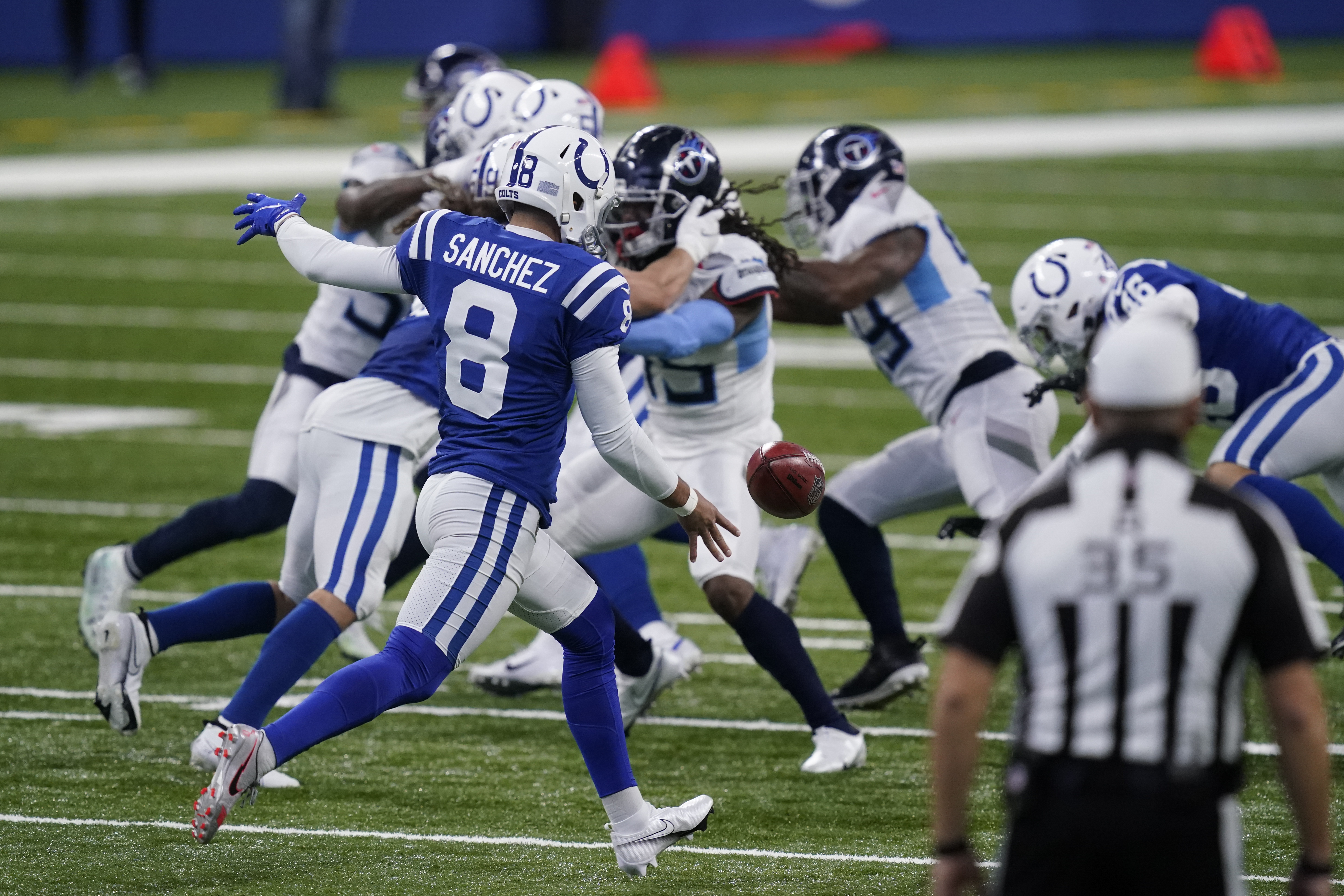The Latest Lions Kicker Prater Ties Nfl Record