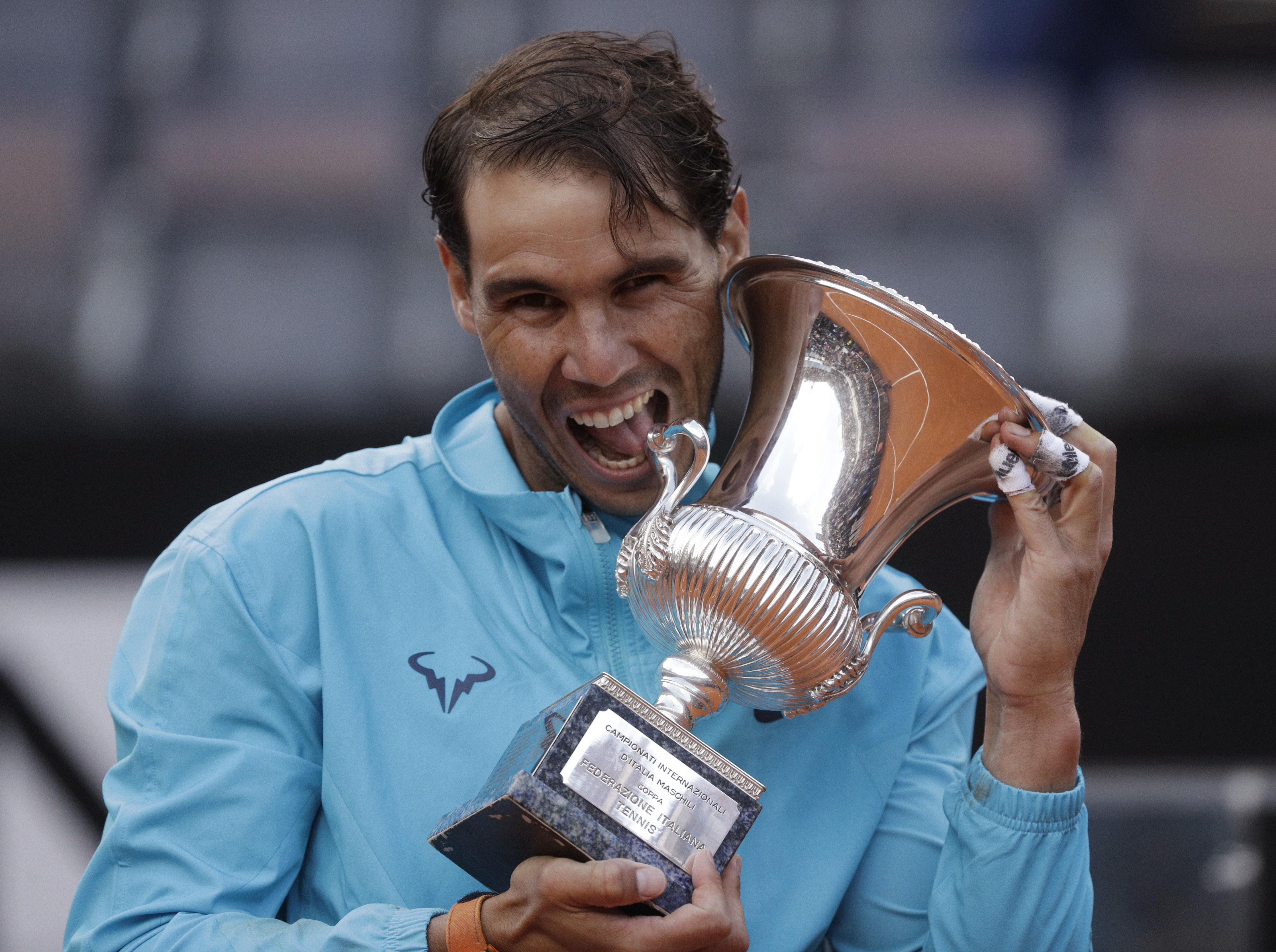 Rafael Nadal To Return To Tennis At Next Week S Italian Open