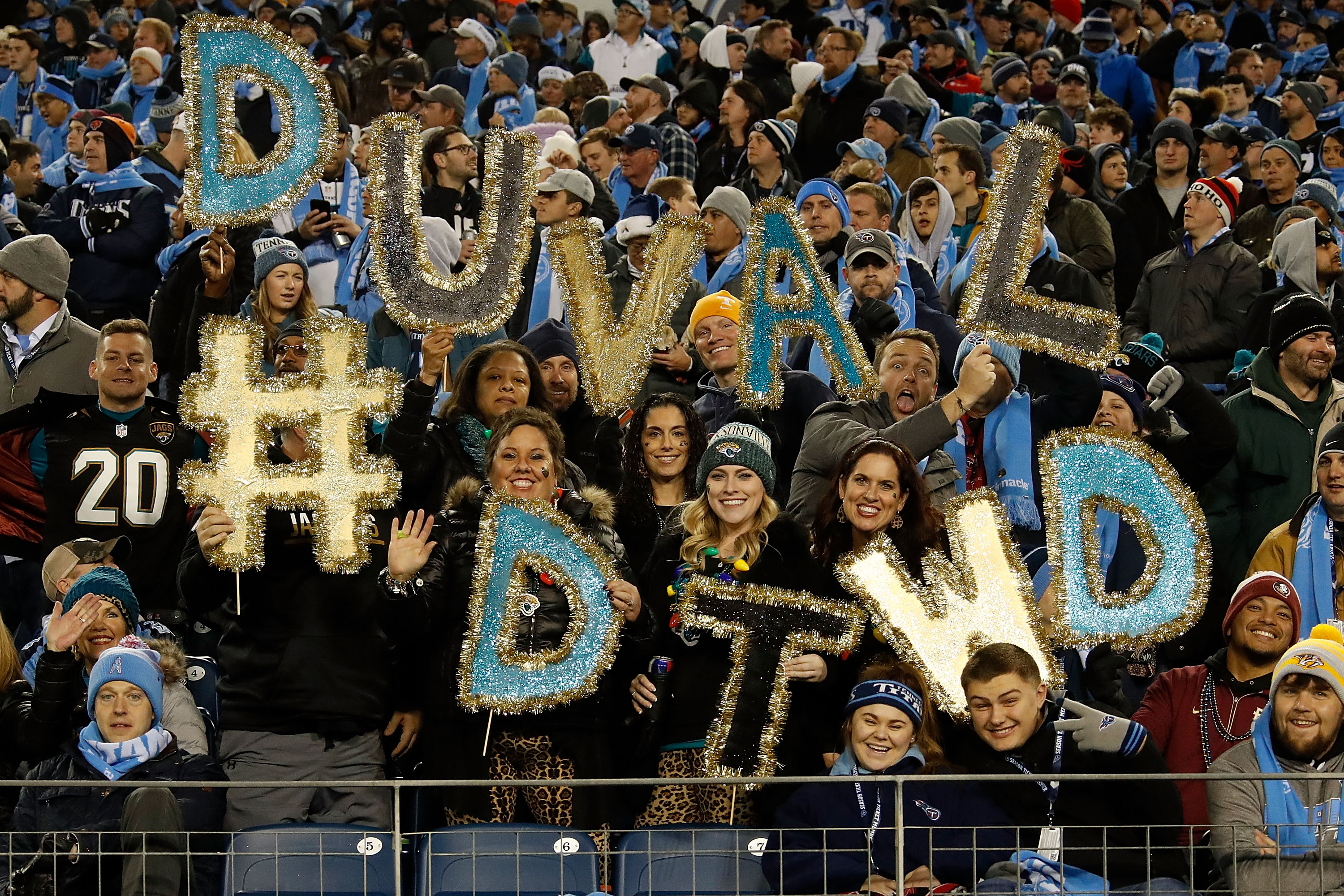 Jaguars fans ranked among fanbases who complain the least in the NFL, study  finds