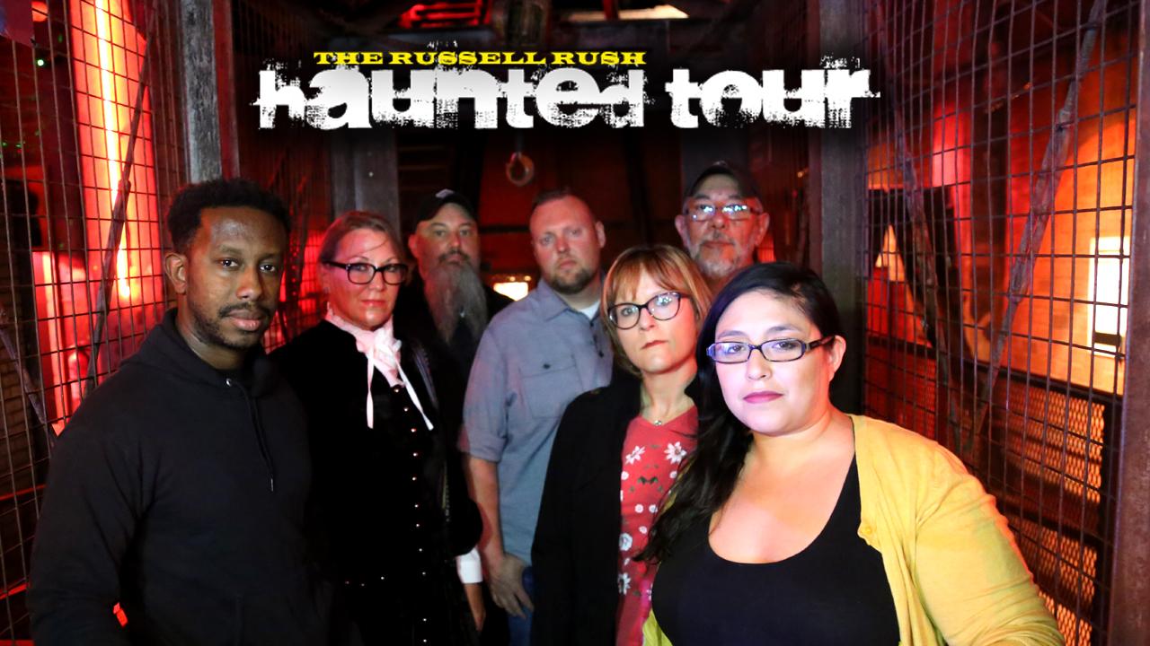 Russel Rush Haunted Tour
