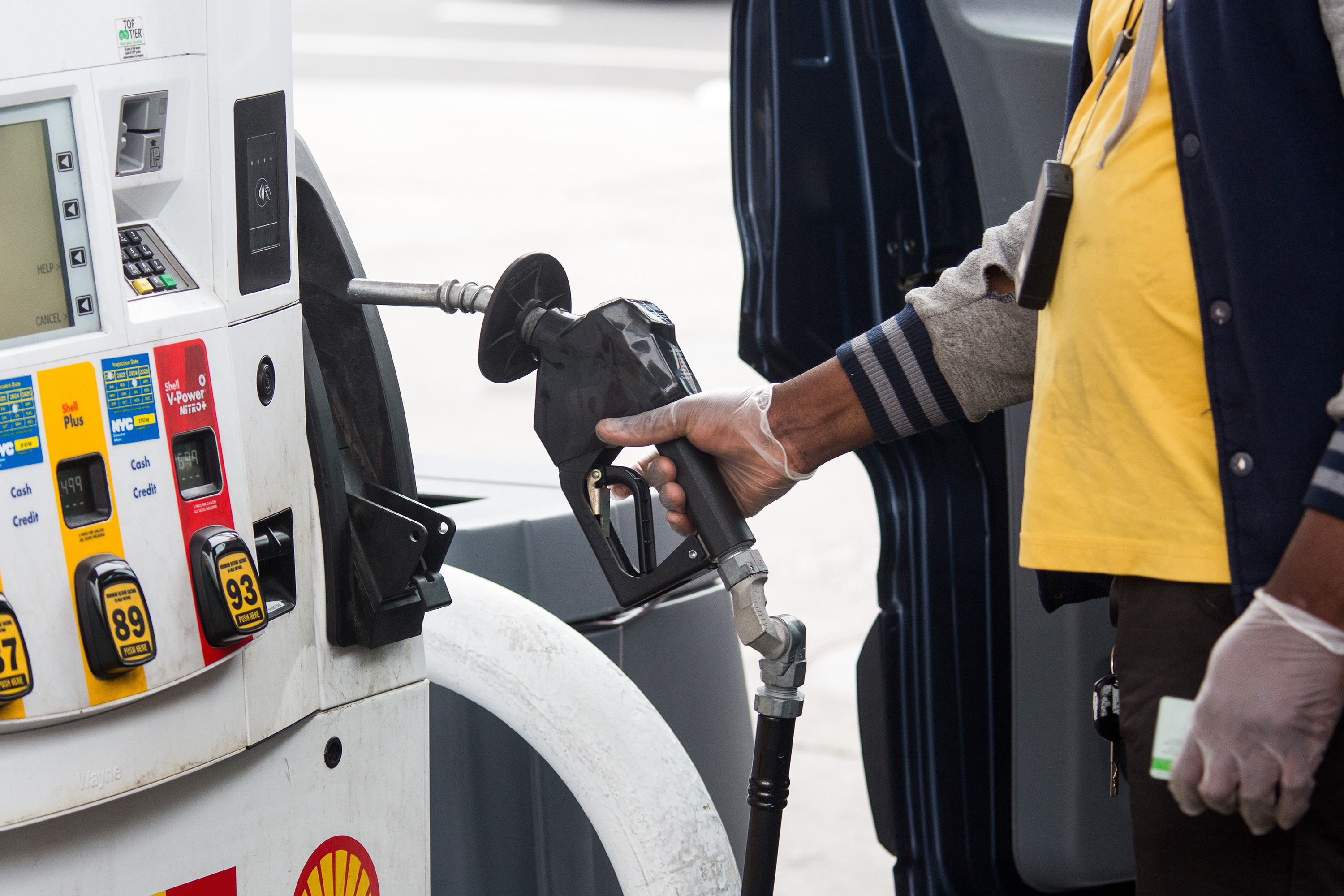 Florida Gas Prices Spike To Highest