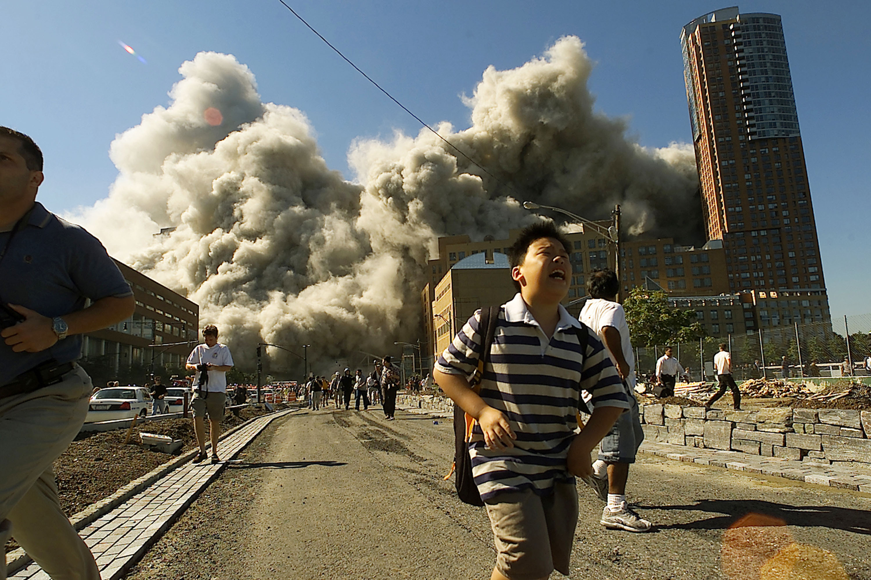 20 years later: These 9/11 photos remain just as haunting